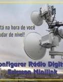 Detalhes do produto Configurar Rádio Digital Ericsson Minilink