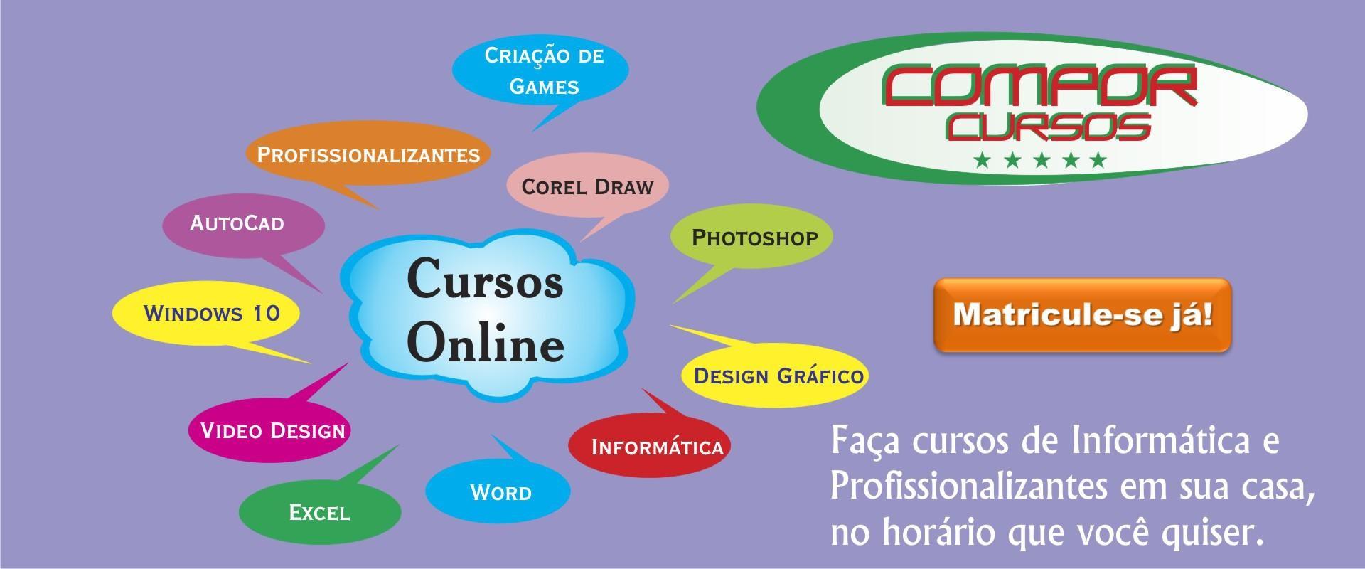 Cursos Online Compor Cursos